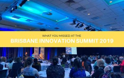 What you missed at the Brisbane Innovate Summit 2019